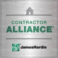 Hardie Contractors Allianace Logo