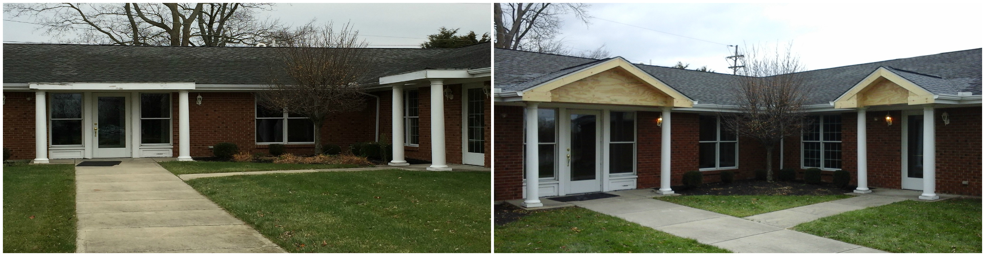 Mason Before and After Gables