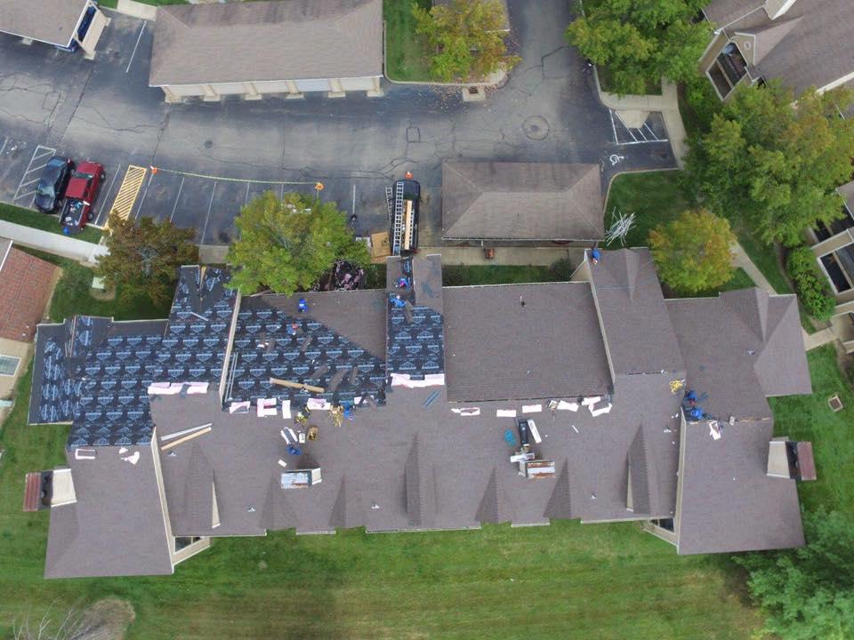 cincinnati commercial roofing company