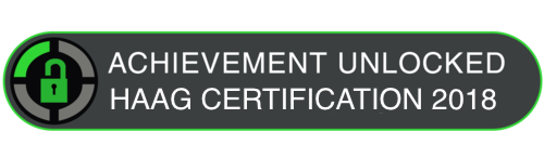 Making The Grade: Titan Unlocks HAAG Certification Achievement For 2018