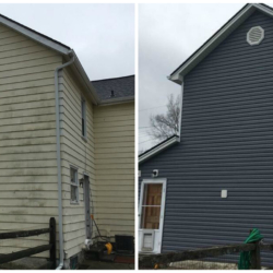 Overley Side Before and After 1