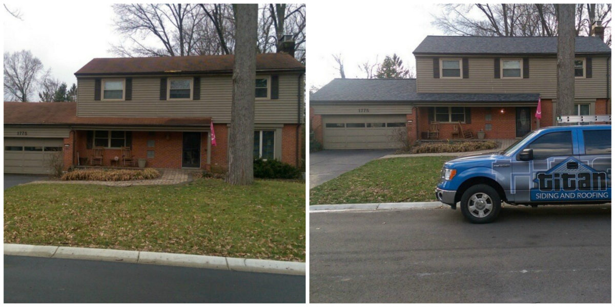 Crantford before and after