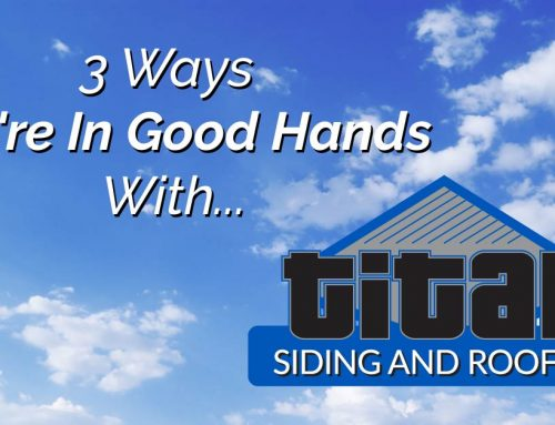 3 Ways You're In Good Hands With Titan