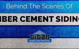 Behind The Scenes Of Fiber Cement Siding