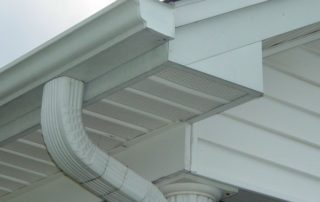 Titan Siding and Roofing gutters